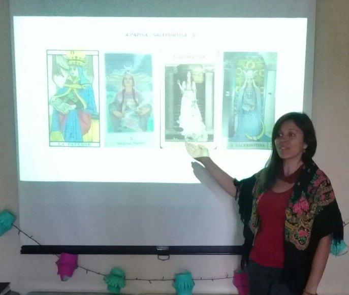 Taróloga Maria dos Anjos