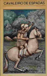 Conselho e Significado Carta de Tarot Príncipe de Espadas